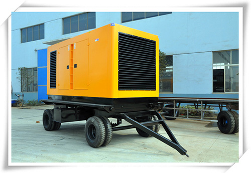 Introduction to the Lubrication System and Cooling System of Diesel Generator Set