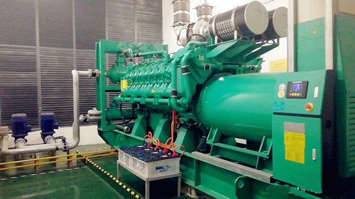 Advantages of using parallel system for diesel generator set