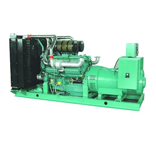 Ricardo diesel generator set
