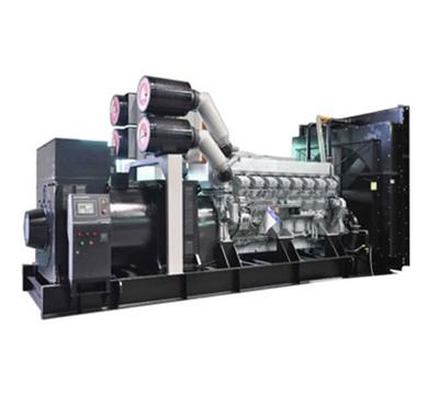 High voltage generator set